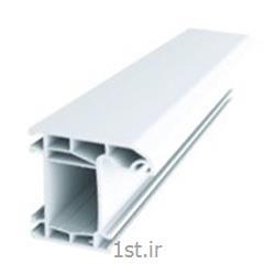 پروفیل سفید چهار کانال مدل 6001GW