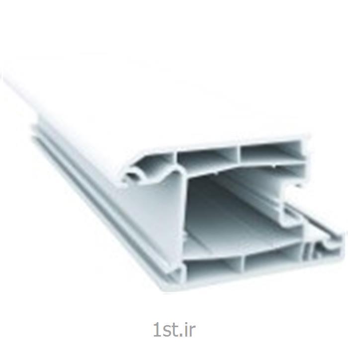عکس پنجرهپروفیل لنگه در داخل بازشو سری 60 چهار کانال مدل 6007