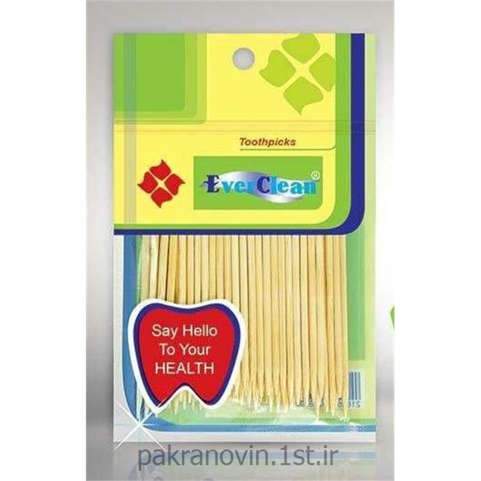عکس سایر محصولات بهداشت دهانخلال چوبی ( بامبو) اورکلین
