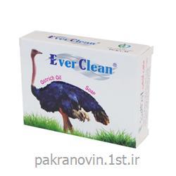 صابون گلیسیرینه روغن شترمرغ اورکلین (Everclean Ostrich oil soap)