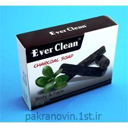 صابون زغال ضد ویروس وآلودگی هوا اورکلین EVER CLEAN