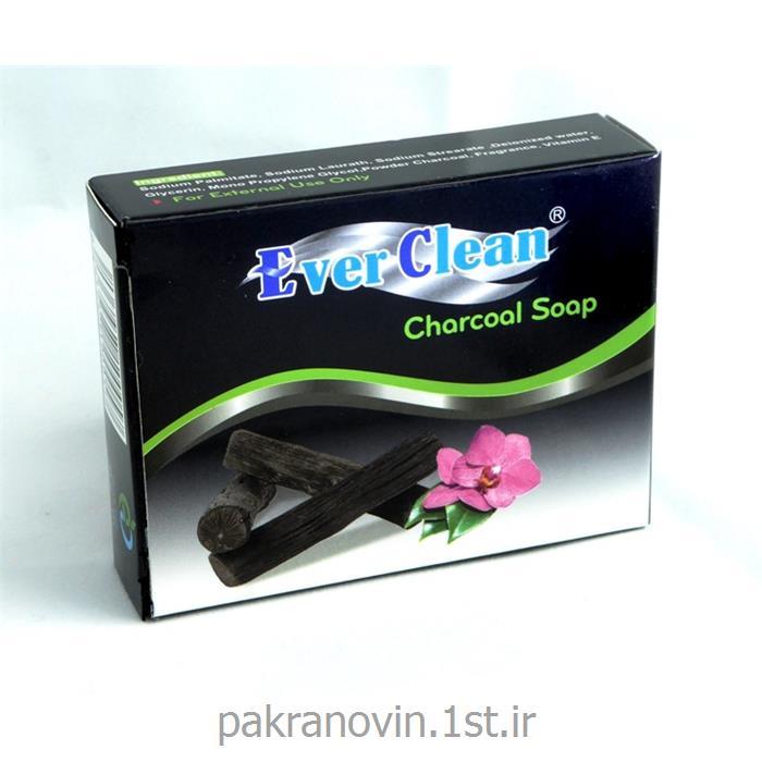 صابون زغال گلیسرینه EVER CLEAN