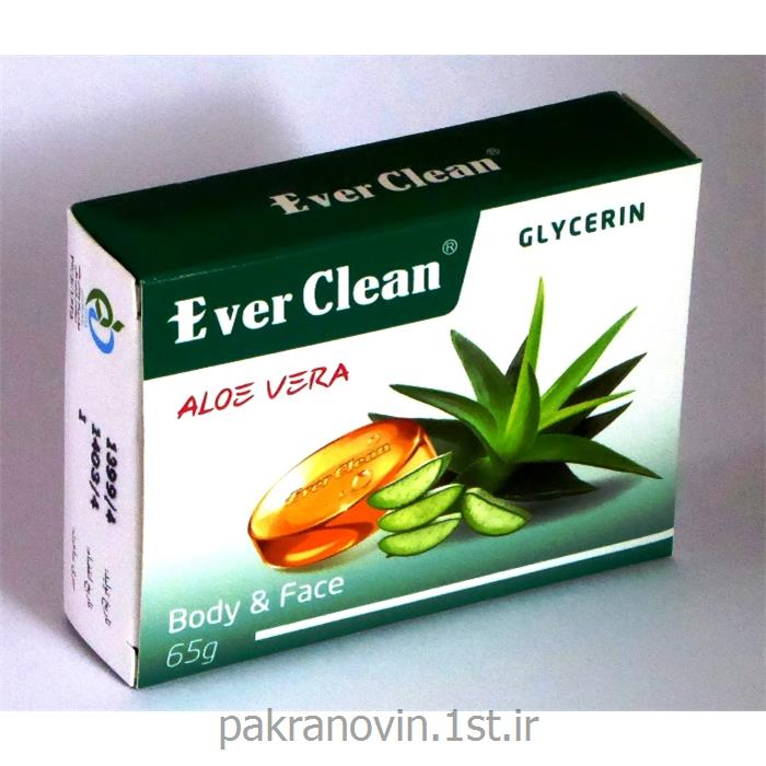 صابون آلوورا اورکلین EVER CLEAN