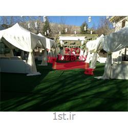 طراحی و دیزاین جایگاه عروس و داماد