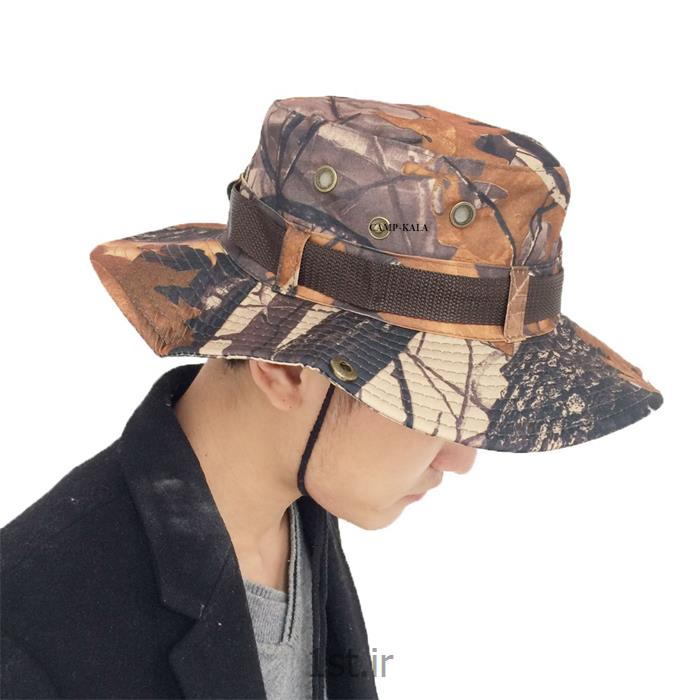 کلاه استتاری ماهیگیری