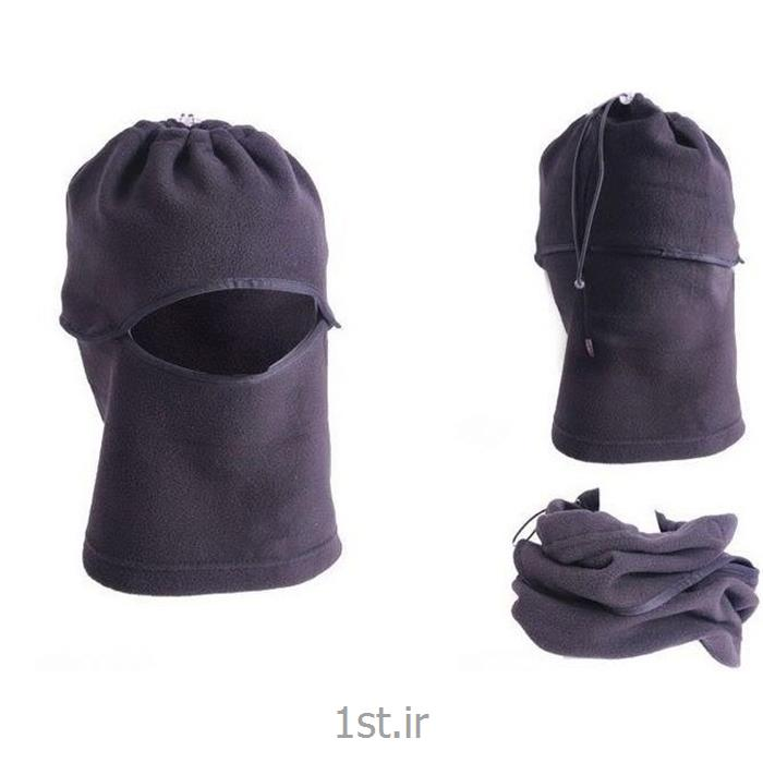 عکس پوشش گرم کننده گوشکلاه طوفان شال گردنی