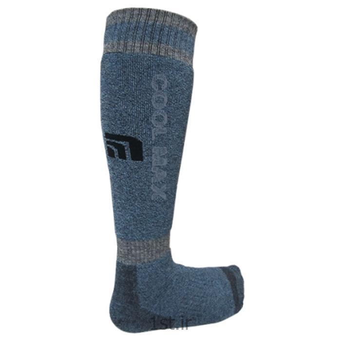 عکس جوراب ساق بلندجوراب کوهنوردی نورس فیس