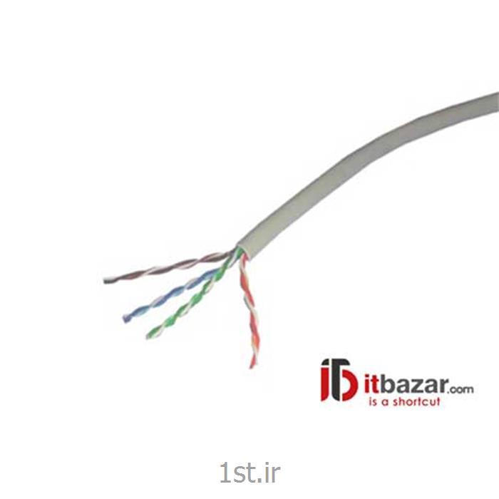 عکس کابل شبکه و پچ کوردکابل شبکه 3M کت 6 یو تی پی (Network Cable 3M Cat6 UTP)