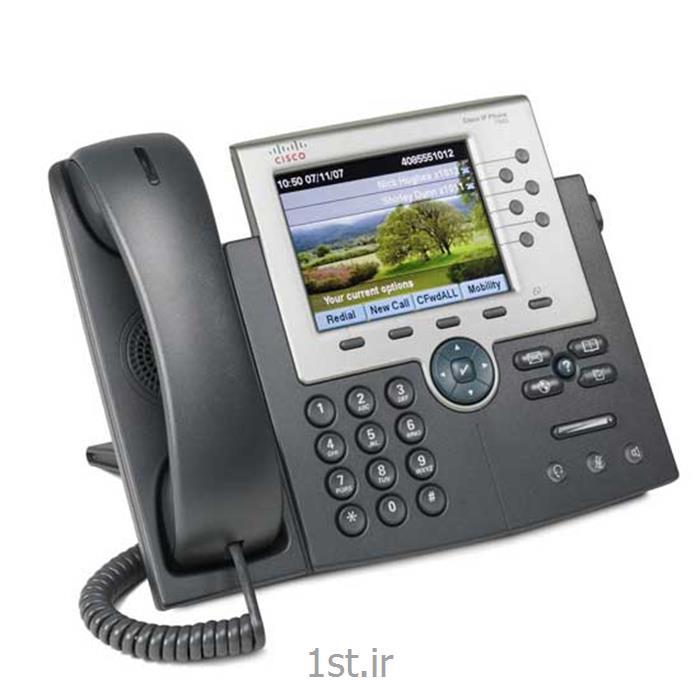 عکس محصولات تلفن اینترنتی ( VoIP )آی پی فون سیسکو IP Phone Cisco CP-7965G