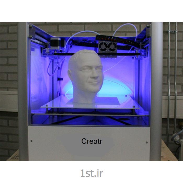 نمونه سازی سه بعدی 3D با پرینتر سه بعدی لیپ فراگ