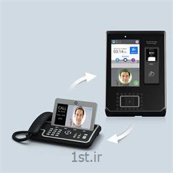 دستگاه حضور و غیاب تشخیص چهره، اثر انگشتی و کارتی  Virdi-AC7000