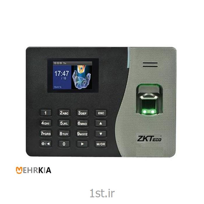 دستگاه حضور و غیاب اثر انگشتی و کارت بدون تماس ZK-K14