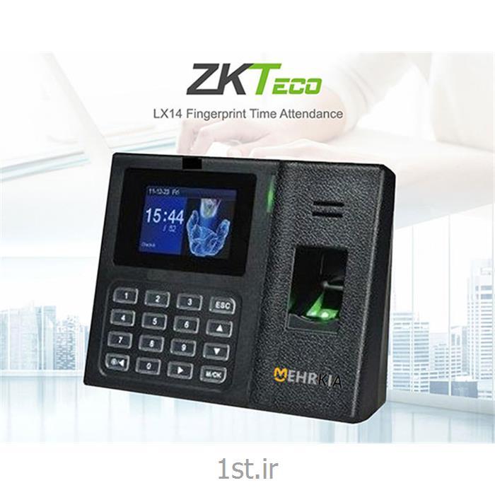 دستگاه حضور و غیاب اثر انگشتی  ZK-LX140