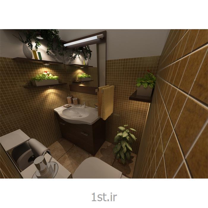 طراحی دکوراسیون داخلی سرویس بهداشتی