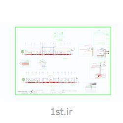 طراحی نقشه فاز 2 بنیاد مسکن