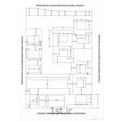 طراحی نقشه ی فاز 2 مربوط به نمای ساختمان