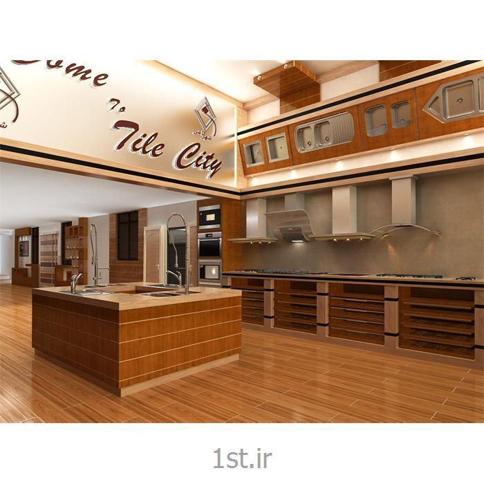 عکس طراحی ساختمانطراحی دکوراسیون داخلی مغازه تجاری کف پارکت