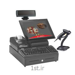 عکس سایر تجهیزات فروشگاه و سوپر مارکتسیستم POS فروشگاهی KP1510