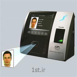 عکس سیستم تشخیص چهرهدستگاه کنترل تردد تشخیص چهره iface202