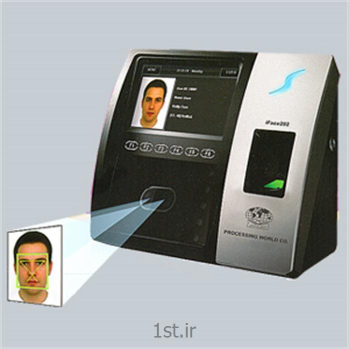 دستگاه کنترل تردد تشخیص چهره iface202