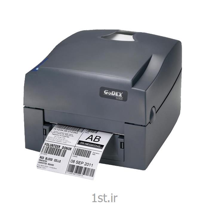 عکس چاپگر (پرینتر)دستگاه لیبل پرینتر GoDEX G500