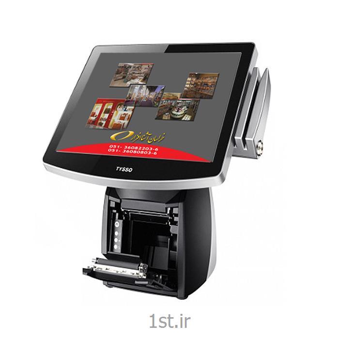 دستگاه POS  فروشگاهی مدل Tysso POP650