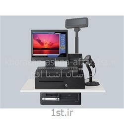عکس میز صندوق فروشگاهی (صندوق پول و کشوی فروشگاهی)دستگاه پایانه فروشگاهی POS Mini