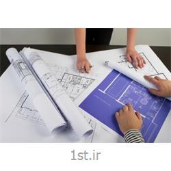 تهیه پیش نقشه و نقشه ساختمانی کارخانجات