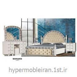 عکس مجموعه (ست) اتاق خوابست کامل سرویس خواب اتاق مستر- مدل 32 مروارید