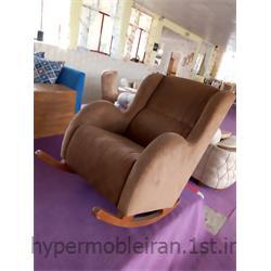 عکس صندلی اتاق نشیمنصندلی راک مدل 92