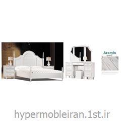 ست اتاق خواب مستر سرویس خواب آرامیس مدل 24