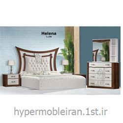 ست کامل سرویس خواب هلنا مدل 46
