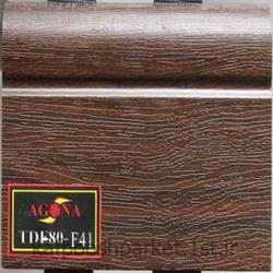 قرنیز چسبی آگونا - مدل TDF80-F41