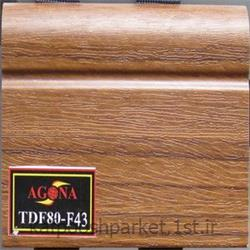 قرنیز چسبی آگونا - مدل TDF80-F43