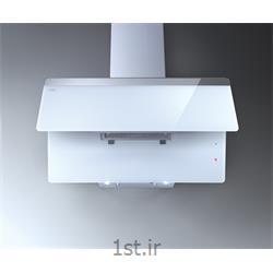 هود آشپزخانه 90 سانت شیشه ای سفید کلایبرگ مدل H 204