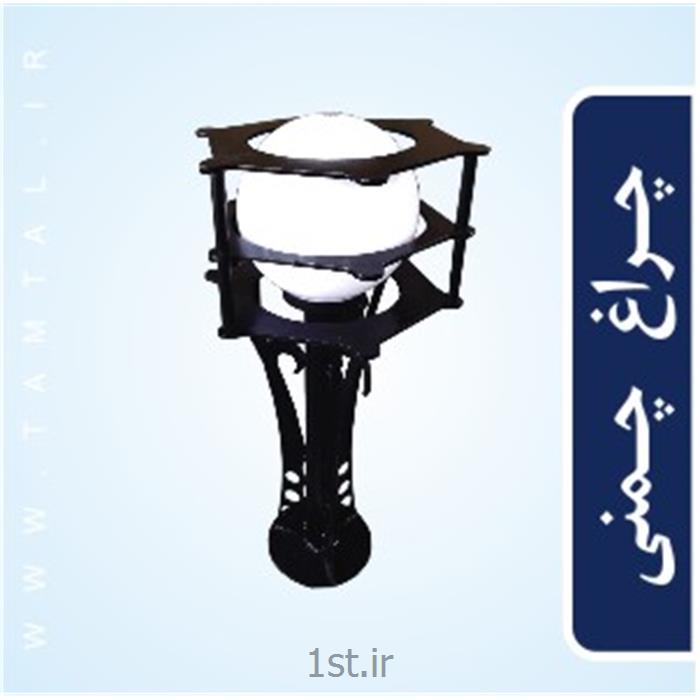 پایه چراغ چمنی سایز 80 الی 100 سانتی متر