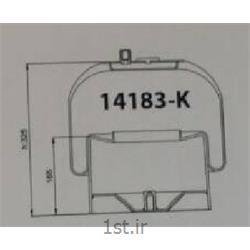 کیسه باد تریلی و کامیون 4183