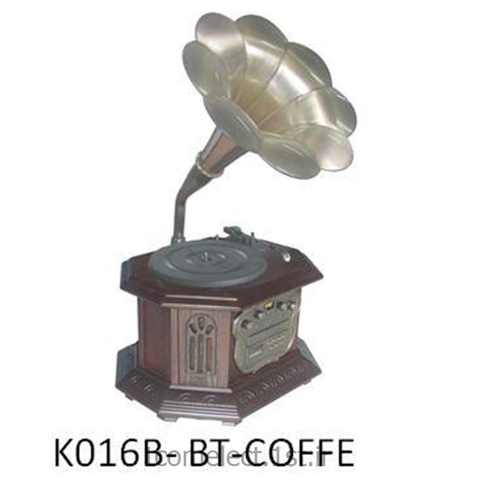 گرامافون رومیزی آنتیک مدل k016b
