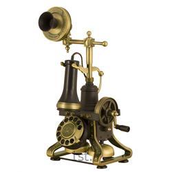تلفن فلزی آنتیک مدل 1884