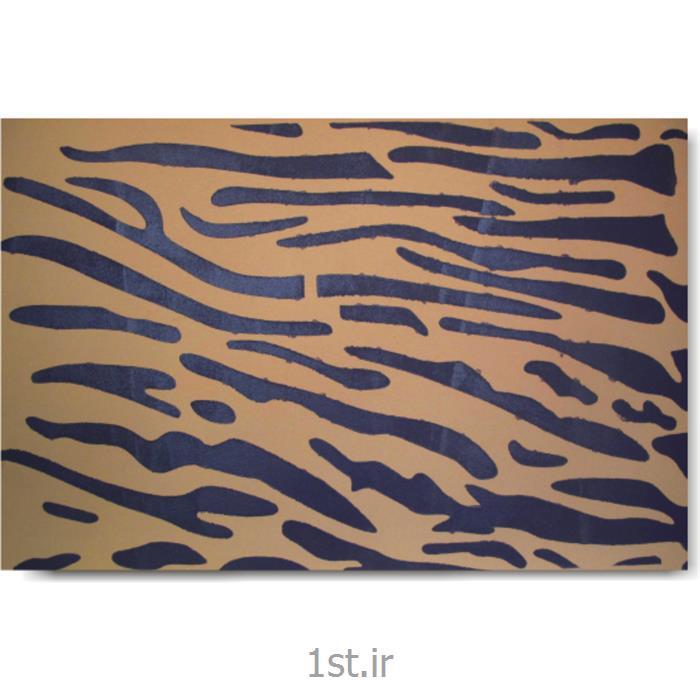 عکس مجموعه ابزارهای رنگشابلون طرح پوست حیوانات GSB مدل  TIGER