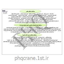 دوره تخصصی و آموزشی سازه های تاور کرین