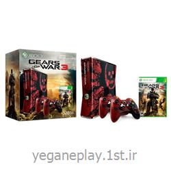 عکس کنسول بازی های ویدئوییمایکروسافت ایکس باکس 360لیمیتد xbox 360 Limited Edition GEARS OF WAR3_320GB