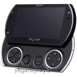 سونیپلی استیشن پورتابل (پی اس پی) گو SONY PLAYSTATION PORTABBLE PSP GO