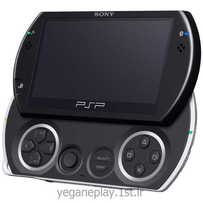 عکس کنسول بازی دستیسونیپلی استیشن پورتابل (پی اس پی) گو SONY PLAYSTATION PORTABBLE PSP GO