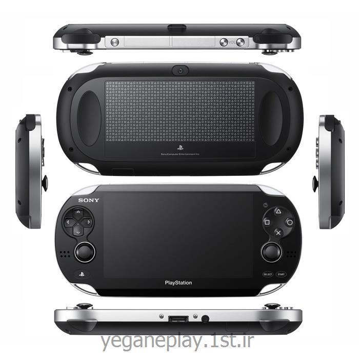 عکس کنسول بازی دستیکنسول پرتابل سونی -SONY PS VITA WI-FI-3G