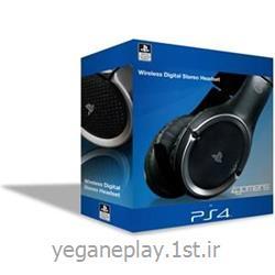 عکس سایر لوازم جانبی بازیWireless Digital STEREO Headset PS4 _ هدفون استریو دیجیتال وایرلس ps4