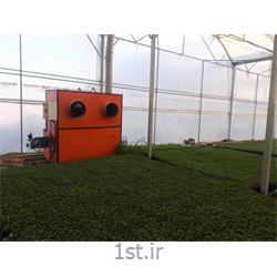 عکس هیتر صنعتی (بخاری صنعتی)کوره هوای گرم