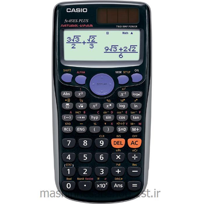 ماشین حساب مهندسی کاسیو مدل CASIO fx-85ES PLUS
