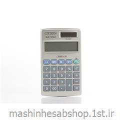 عکس ماشین حسابماشین حساب جیبی سیتی زن مدل CITIZEN SLD-1012