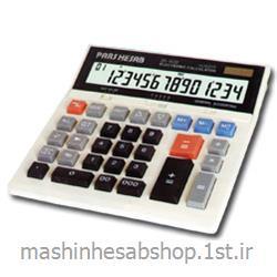 عکس ماشین حسابماشین حساب ایرانی پارس حساب مدل DS-4130